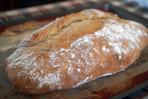 Italian Bread-Loaf
