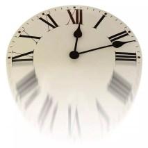 clock fading