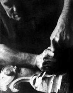 Gino Masero - Master Woodcarver