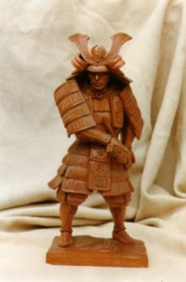 Gino Masero - Samurai Warrior