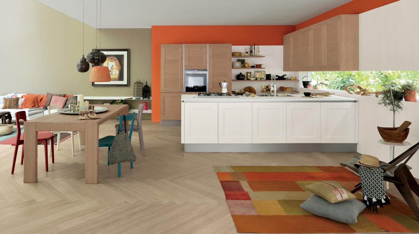 Dialogo ShellSystem  Cucine Moderne  Ginocchi Arredamenti