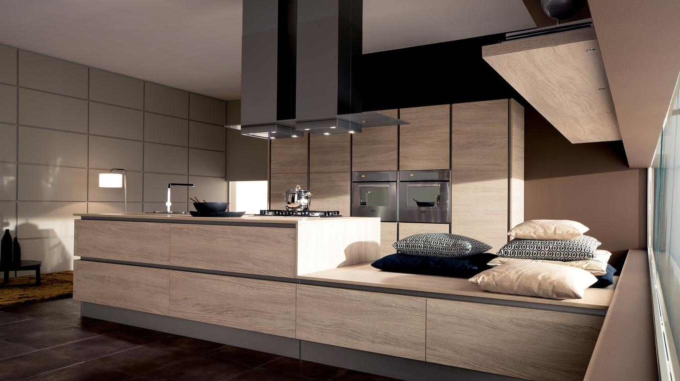 Oyster Decorativo  Cucine Moderne  Ginocchi Arredamenti