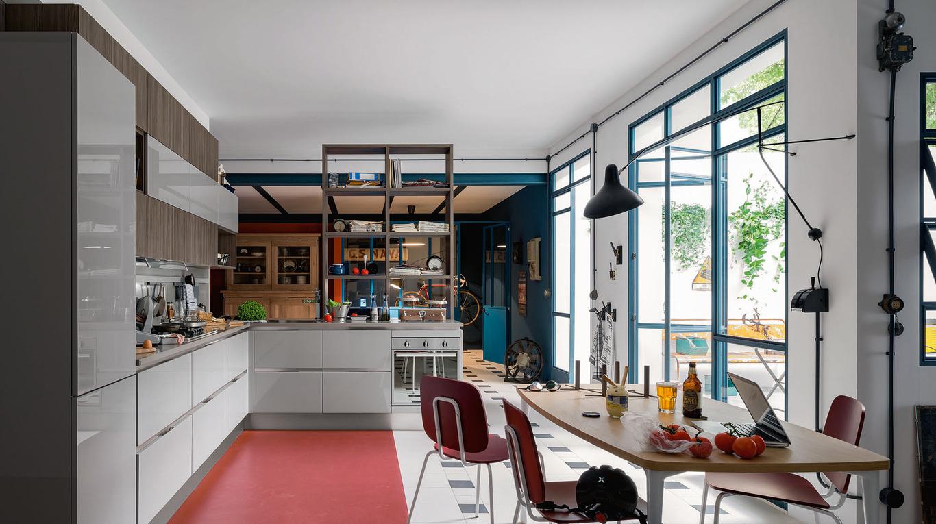 Modelli Veneta Cucine Roma  Ginocchi Arredamenti