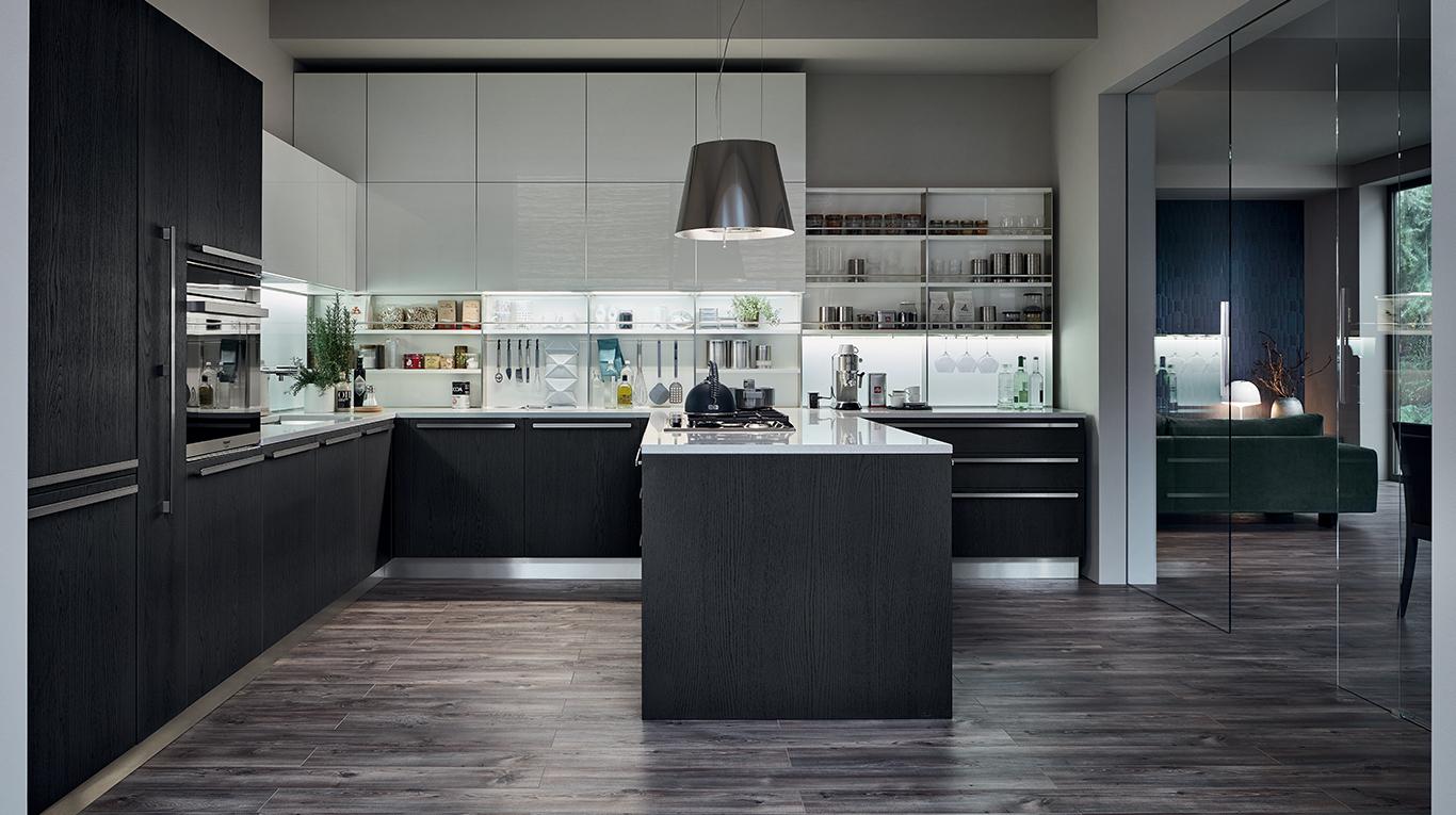 Extra  Cucine Moderne  Veneta Cucine  Ginocchi Arredamenti