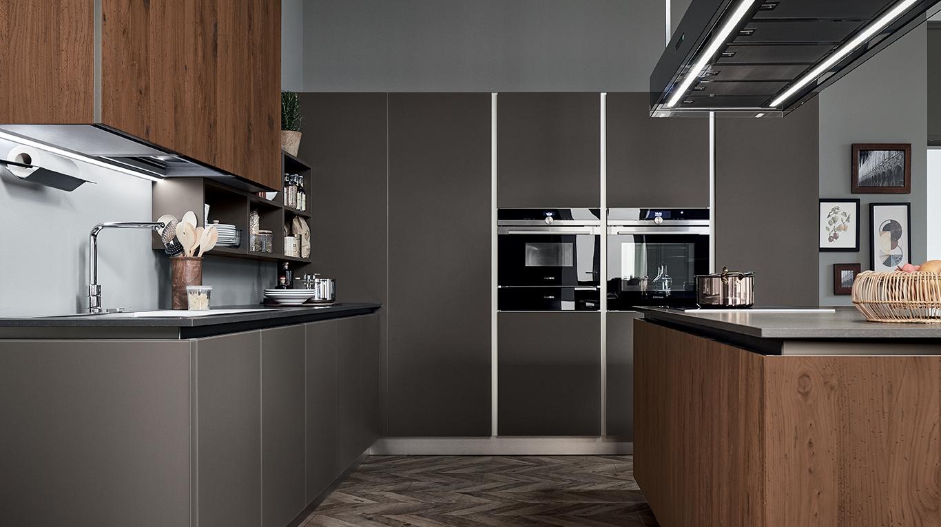 Riflex  Cucine Moderne  Veneta Cucine  Ginocchi Arredamenti