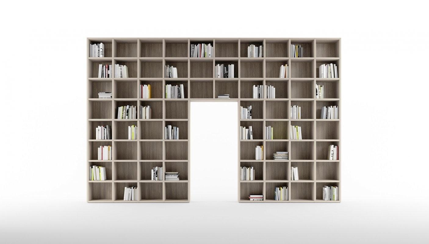 Librerie a ponte  Cinquanta3  Ginocchi Arredamenti