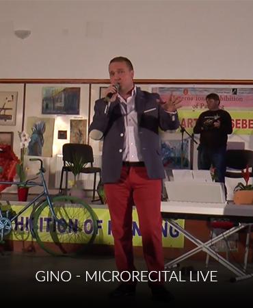 GINO-Microrecital LIVE