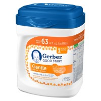 Gerber Good Start Gentle Powder Infant Formula, Stage 1 ...