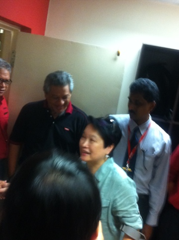 EX-CEO SMRT Farewell Party (6/6)