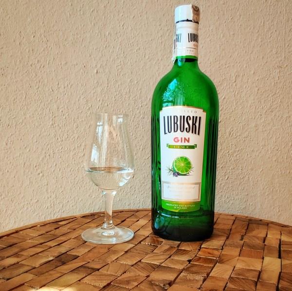 Lubuski Gin Lime