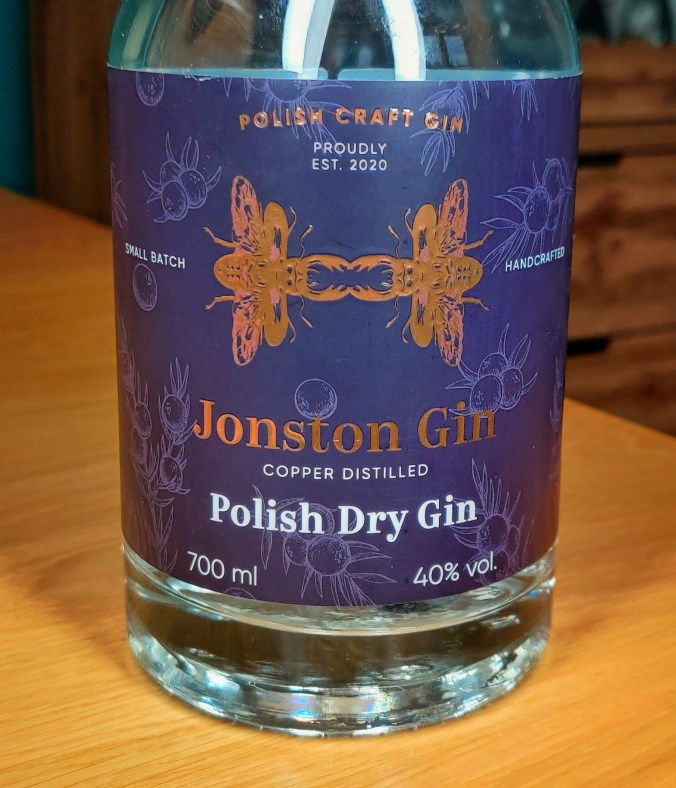 Jonston Polish Dry Gin