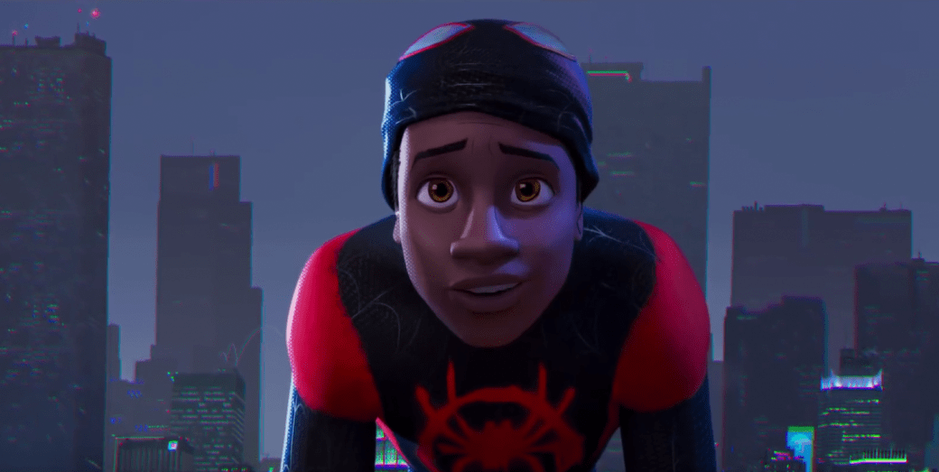 Spider-Man: Into the Spider-Verse Miles Morales Slice
