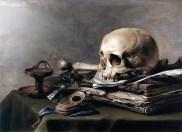 """Pieter Claesz, """"Vanitas"""" (1630)"""