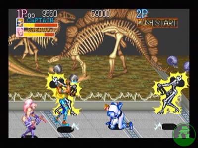 Capcom Classics Remixed