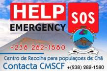 Fogo, cartelli d'aiuto pubblicati sul web, novembre-dicembre 2014 - 2/20