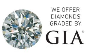 GIA grade Diamond and gemstone in GIOIA Fine Jewellery