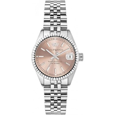 OROLOGIO PHILIP WATCH DA DONNA CARIBE 31 mm QUADRANTE ROSA cod. R8253597534