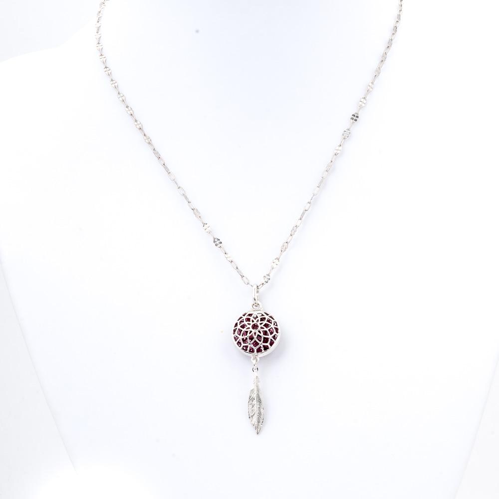 Caramella-Gioielli-acchiappasogni cristal viola