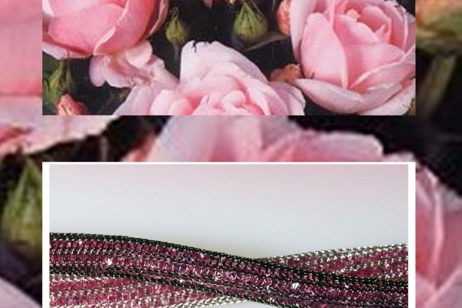 gioielli rosa