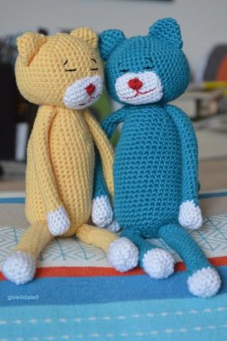 Amineko e la gattina gialla