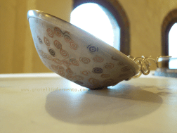 Stefano Rossi Taste…, mokume gane (argento e rame), argento Oggetto d'uso, ornamento, o oggetto rituale ? Taste…, mokume gane (silver, copper), silver Useful object, ornament, or ritual object ?