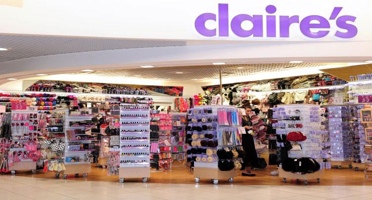 Claires dilaga 100 negozi  Gioielliscom