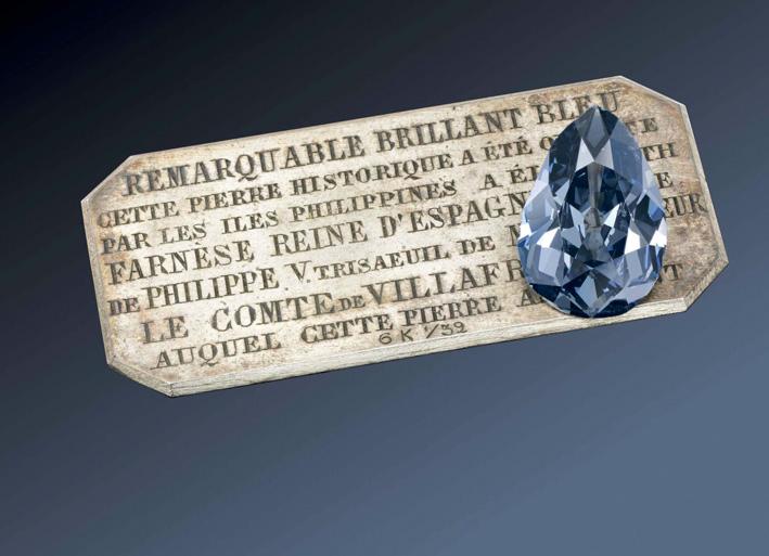 No solo Farnese Blu en la subasta de Sothebys  Gioiellis