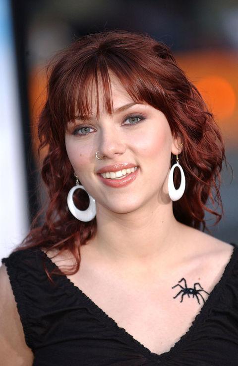 Scarlett Johansson Tagli Di Capelli E Altre