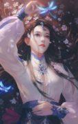 Lý Mộ Uyển – chân ái tình của Vương Lâm trong Tiên Nghịch