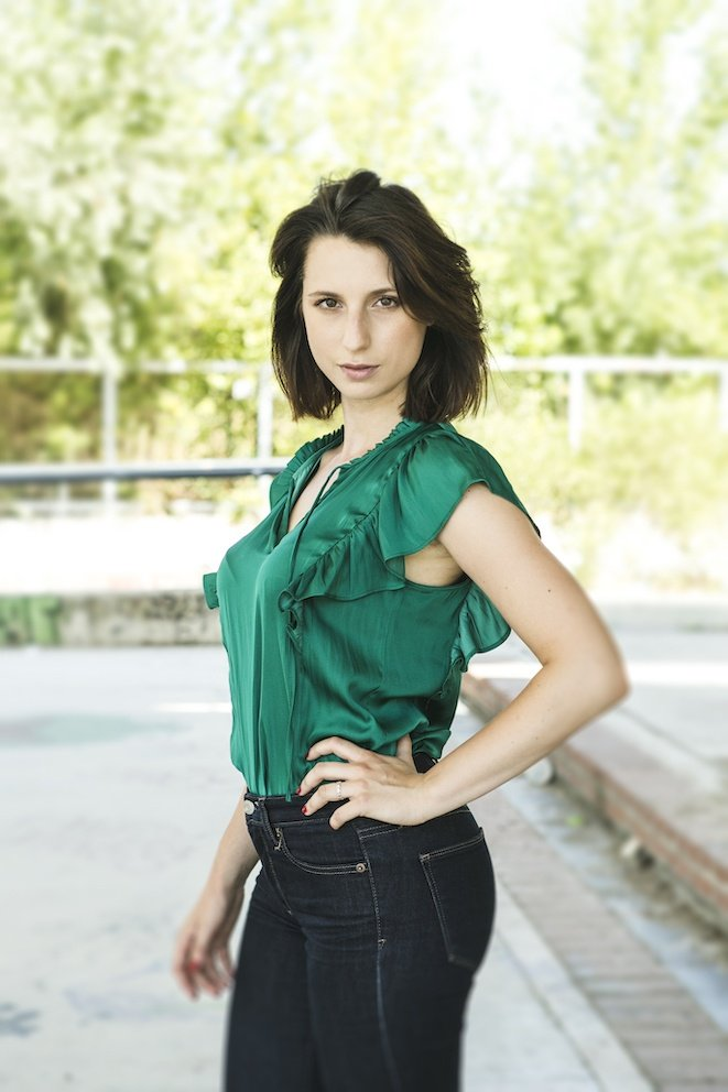 Giada Fasoli ph. Francesca Marino