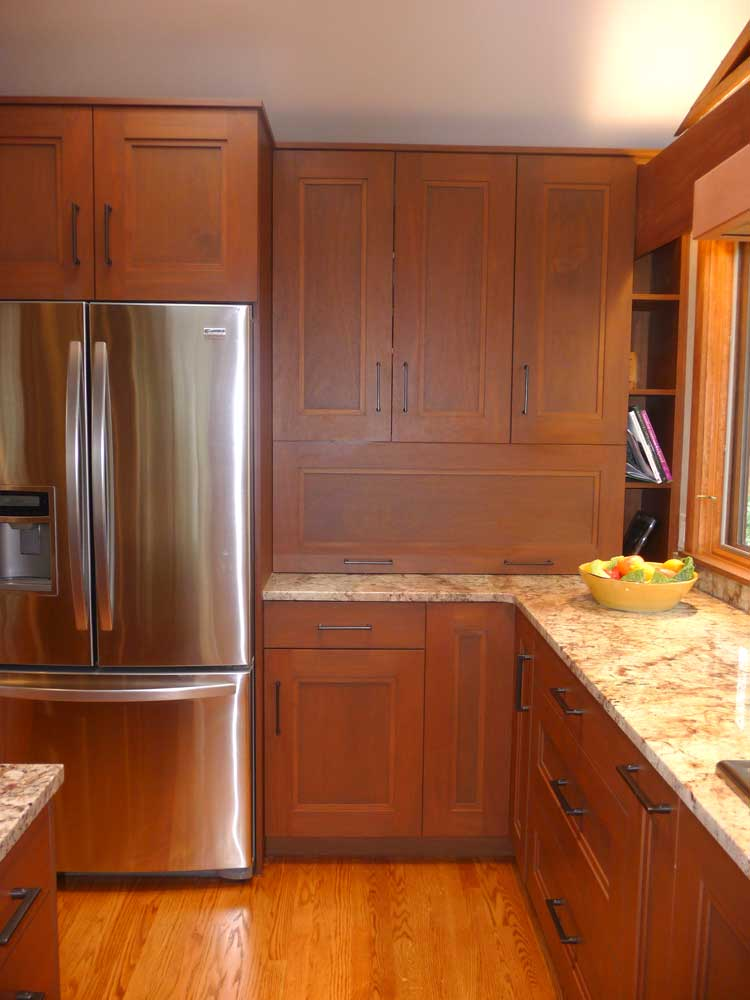 craftsman style kitchen cabinets lg appliance package rutt handcrafted cabinetry | giorgi ...