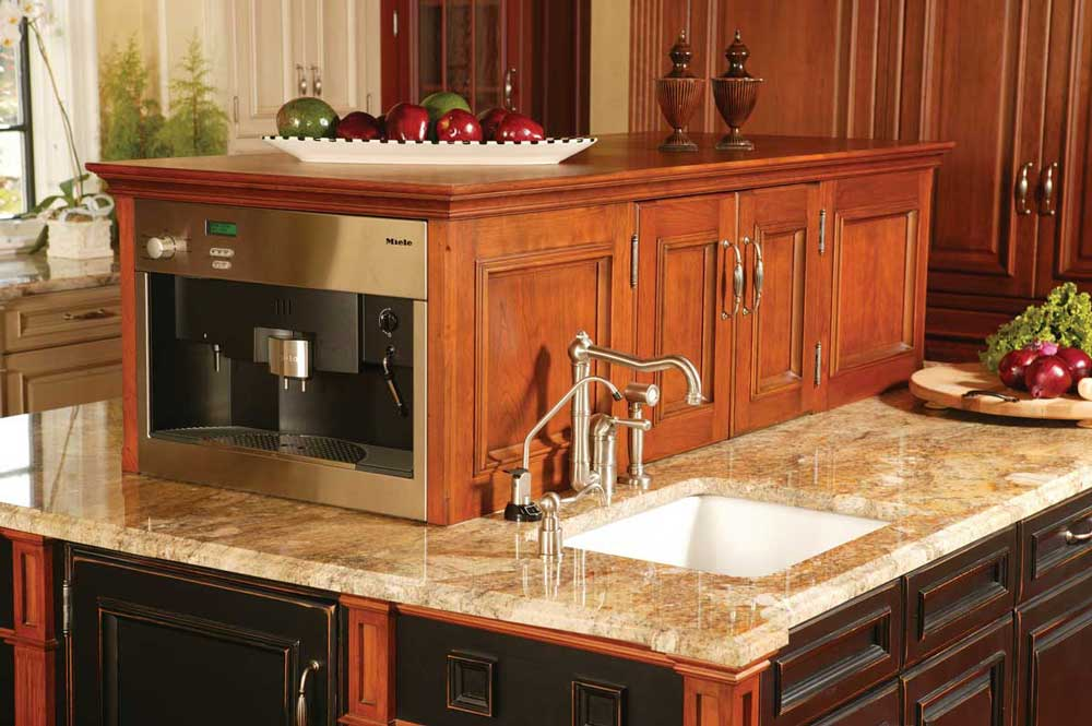 Mixed Kitchen Cabinets Mixing Kitchen Cabinet Colors In Wilmington, Delaware