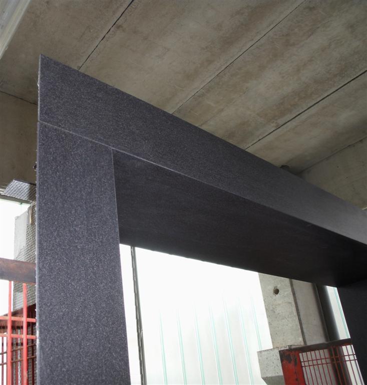 Imbotti finestre porte porte ascensori in gres laminato  Giorgio Ilari