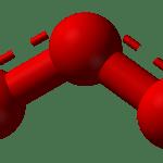 Ipotesi sulla collisione di una molecola di ozono con un protone