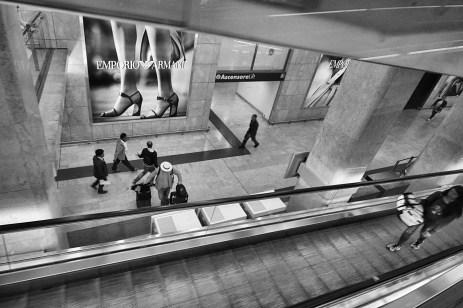 milano, train station atrium