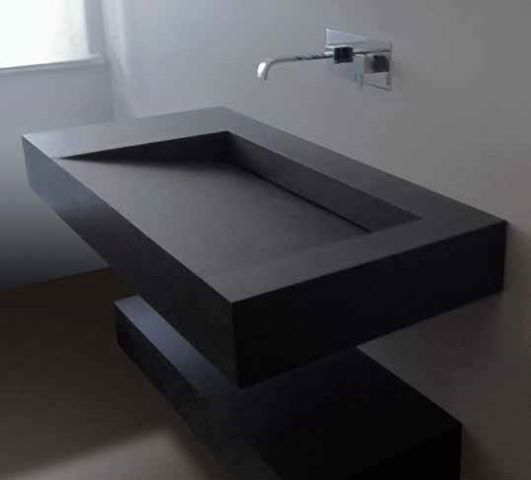Bathroom washbasin and sink  Giorgio Ilari
