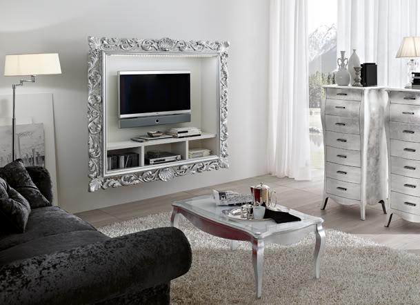 Lo stile barocco in un interno moderno con un approccio competente può occupare un posto speciale tra le altre direzioni di arredamento. Stile Barocco L Arte In Casa Creazioni D Arte Di Giorgio Sedda