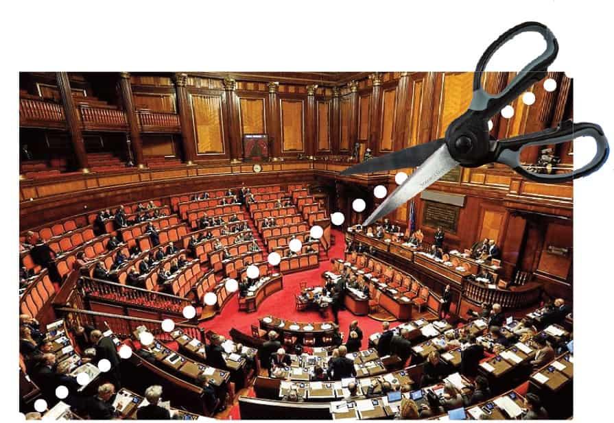 Le musa mancanti : L'arte della politica > - Pagina 2 Taglio-parlamentari-min