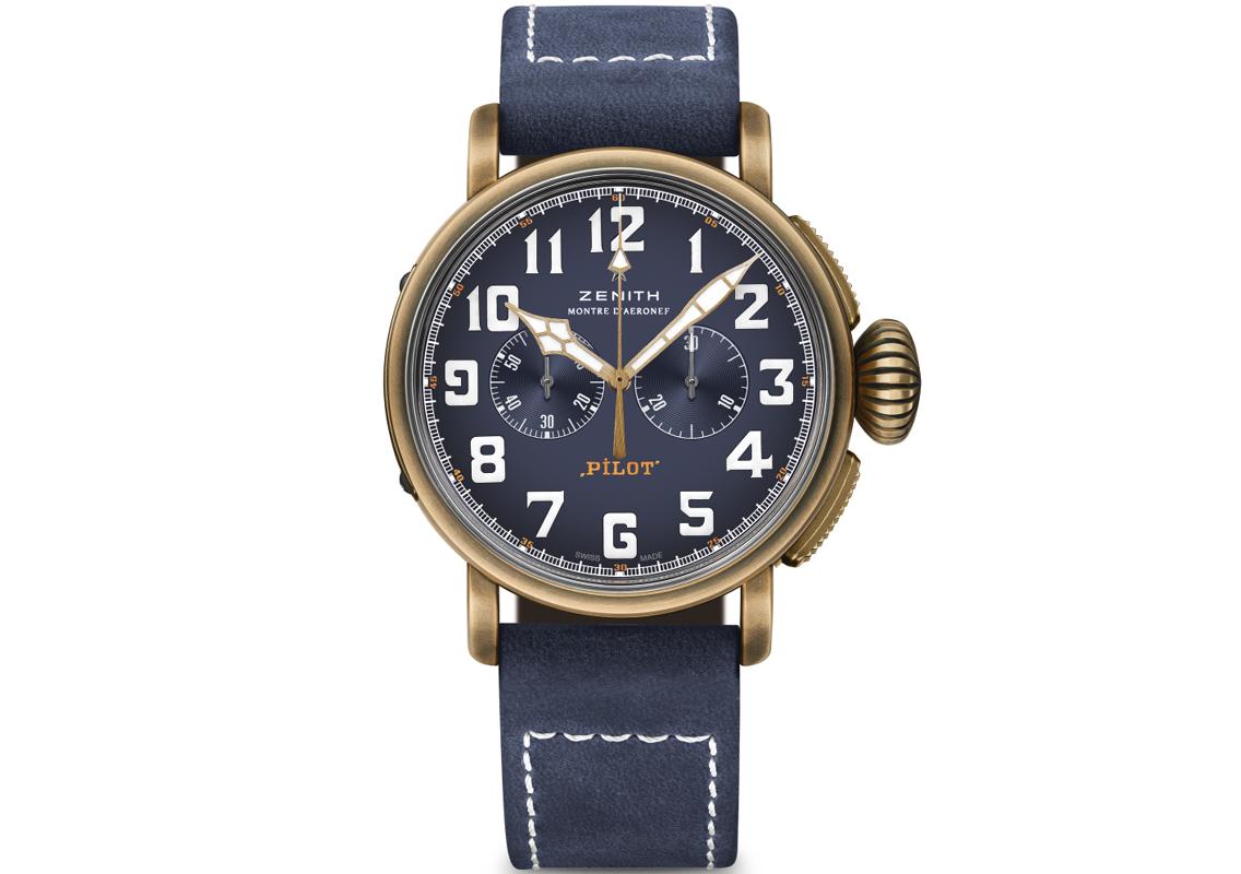 ZENITH Pilot Type 20 Extra Special Chronograph
