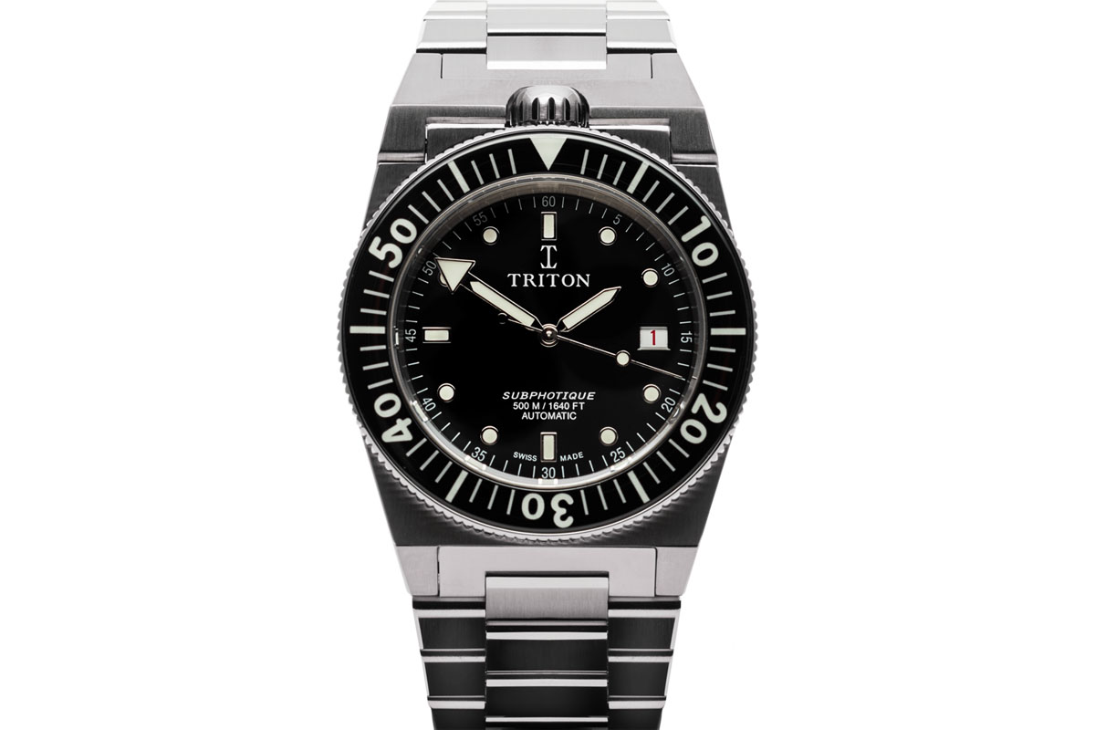 TRITON Subphotique Classic Black