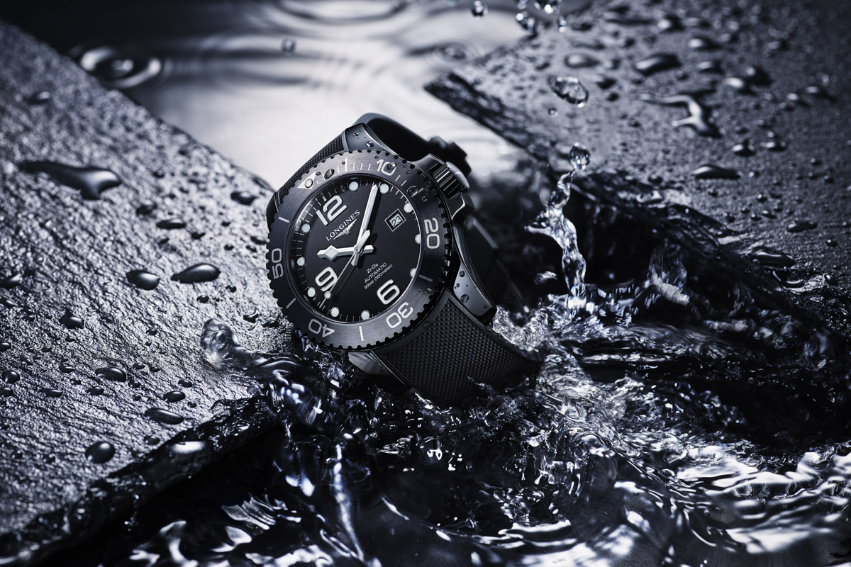 Due o tre cose che so di Longines (e del Longines HydroConquest)