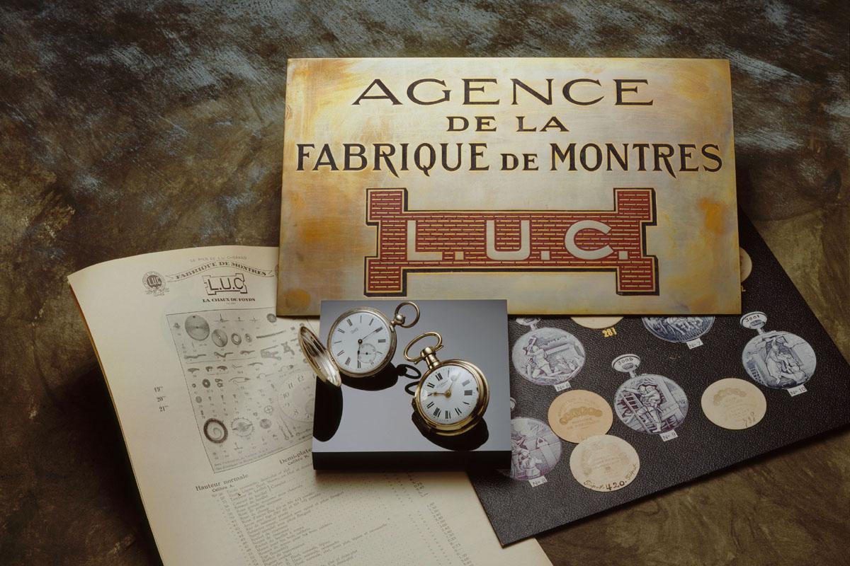 Testimonianze sui nomi degli orologi LUC