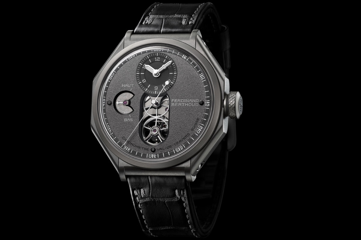 LOTTO 07 – Chronométrie Ferdinand Berthoud Chronomètre FB1 – Night Star