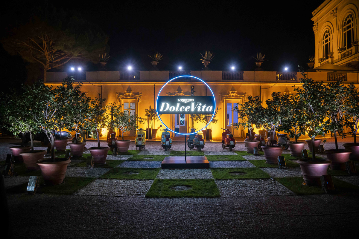 Villa Aurelia, la location dell'evento DolceVita