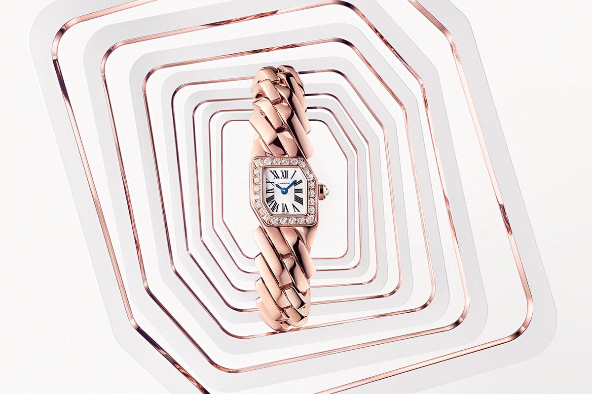 Maillon de Cartier in oro rosa