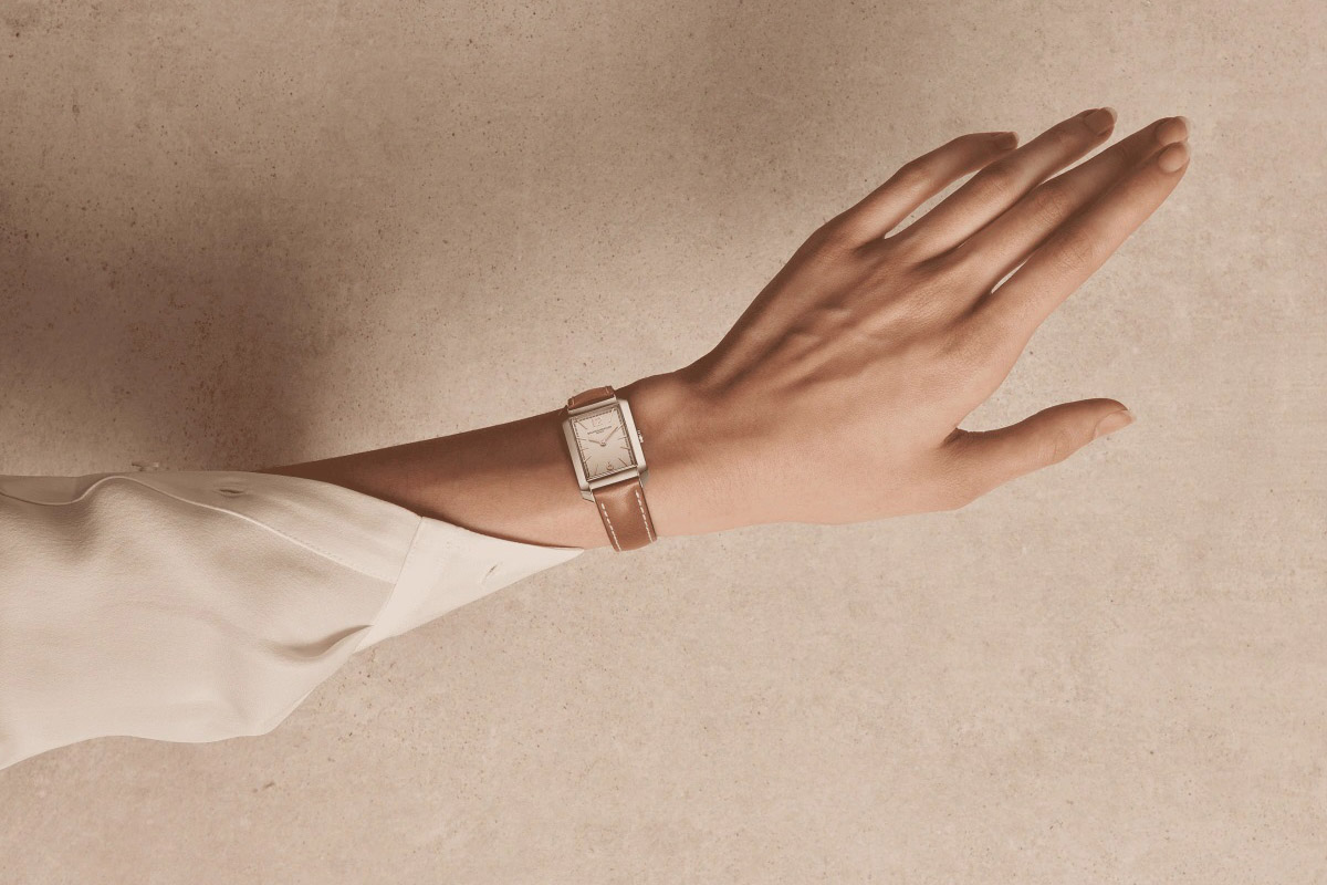 Baume& Mercier Hampton al quarzo