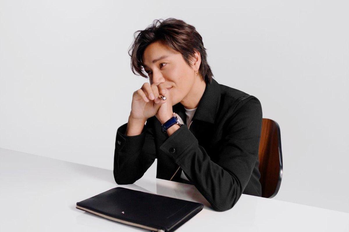 """Chen Kun in """"Siamo le nostre passioni"""""""