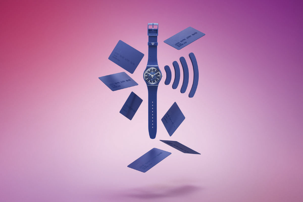 SwatchPay! blu