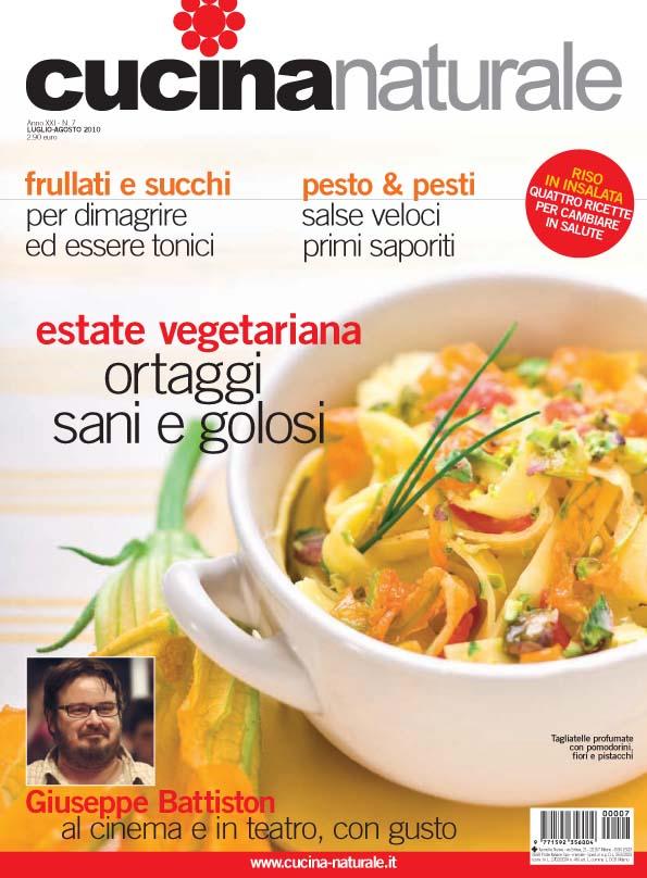 Cucina naturale rivista