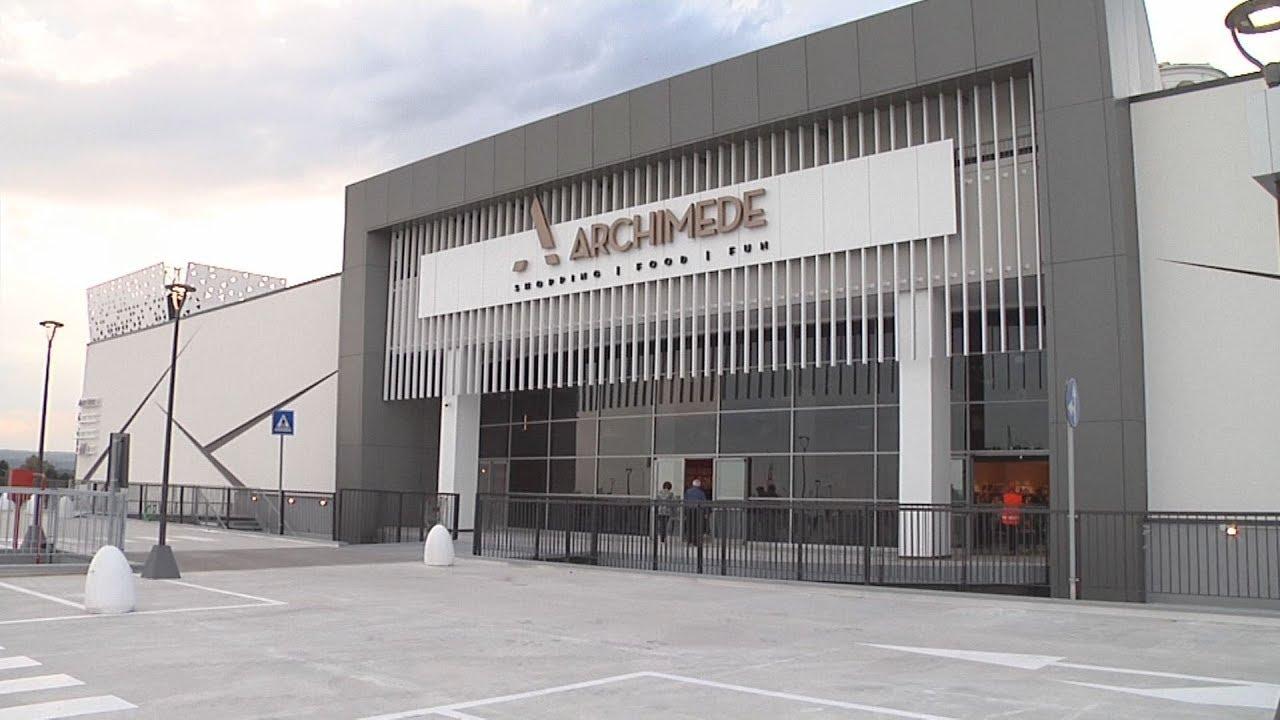 Archimede, un centro commerciale innovativo